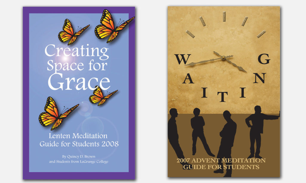 Book covers for Episcopal Church