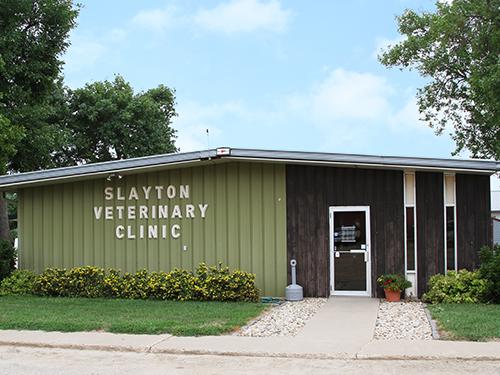Slayton Vet Med Center