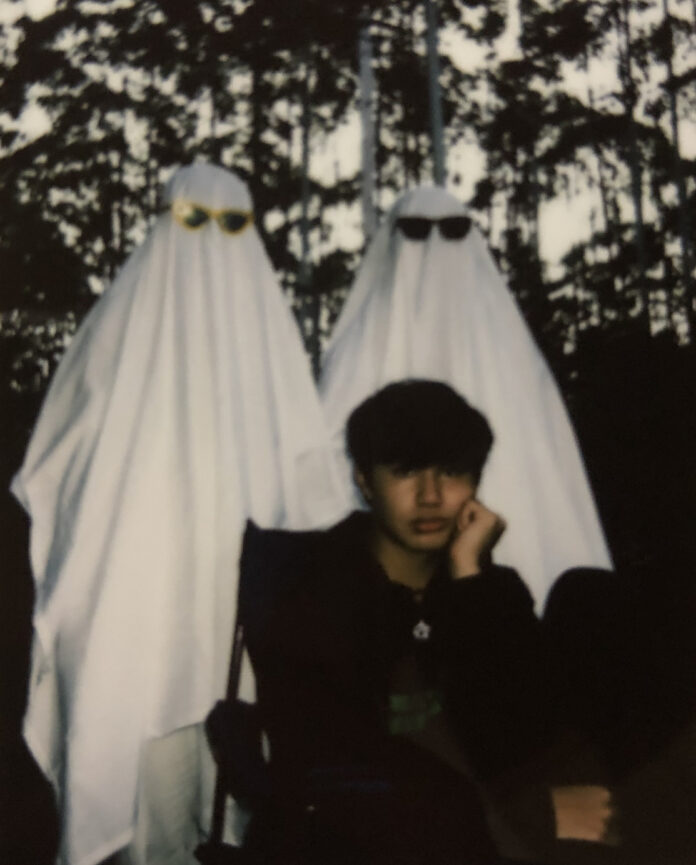 Aizayah and some ghosts