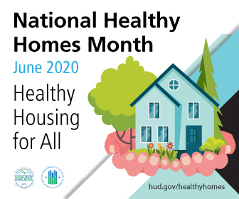 National Healthy Homes Month 2020