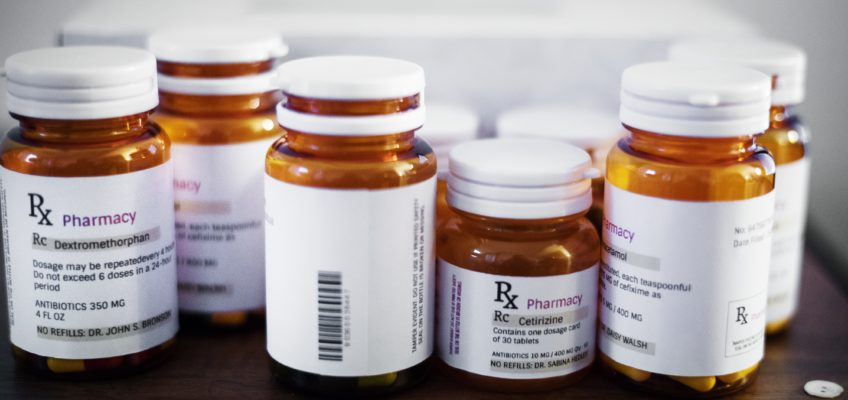 Organizing Medicines: Not Such A Tough Pill To Swallow