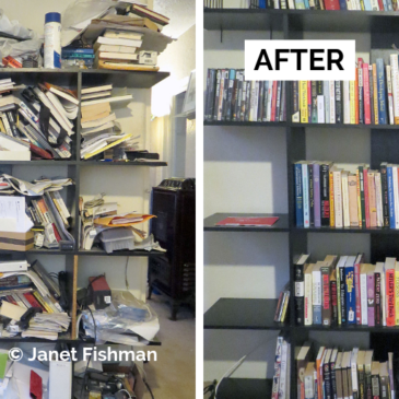 Why Are Books So Hard To Declutter?