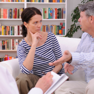 Helping a Spouse/Relative Understand Why Their Family Member Needs An Organizer