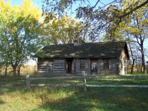 Oldest house in Crawford county - 2012