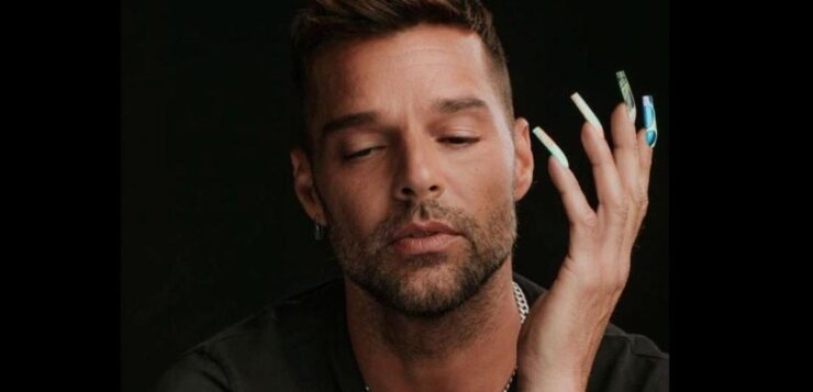 RICKY MARTIN OPENS UP IN VULNERABLE PRIDE POST: 'WHAT I FEEL IS FULL OF PEACE'