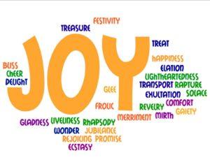 Unselective Joy