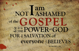 The Power Of God's Word To Salvation (Part One)