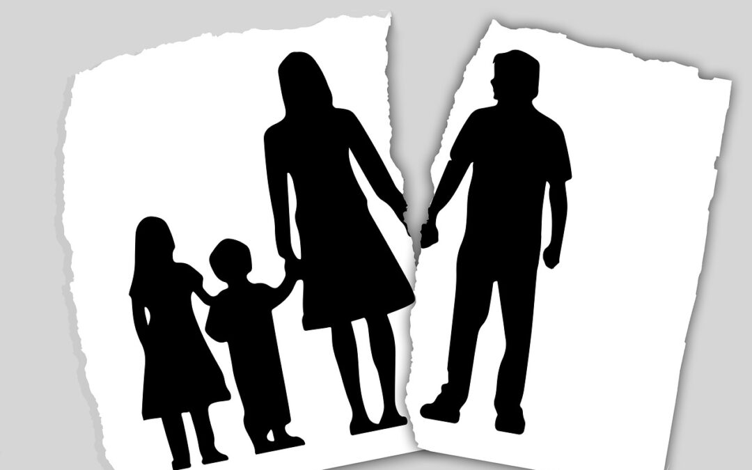 Changing Time-Sharing Arrangements With Children During A Divorce