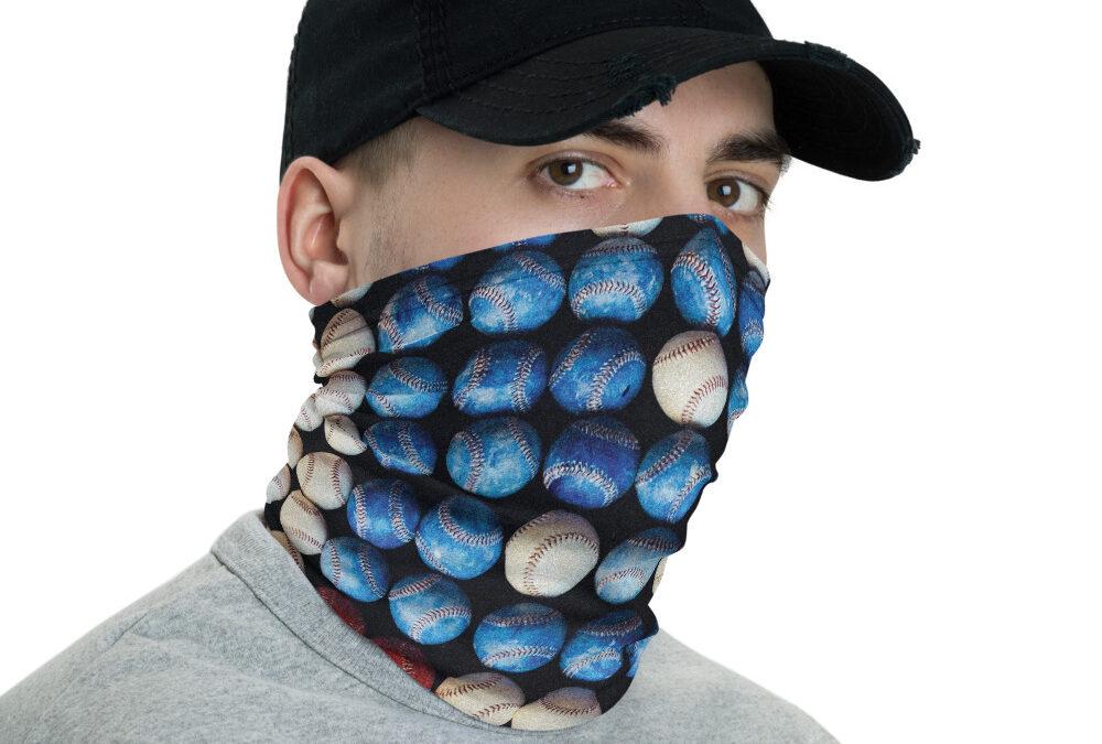 Baseball America Neck Gaiter