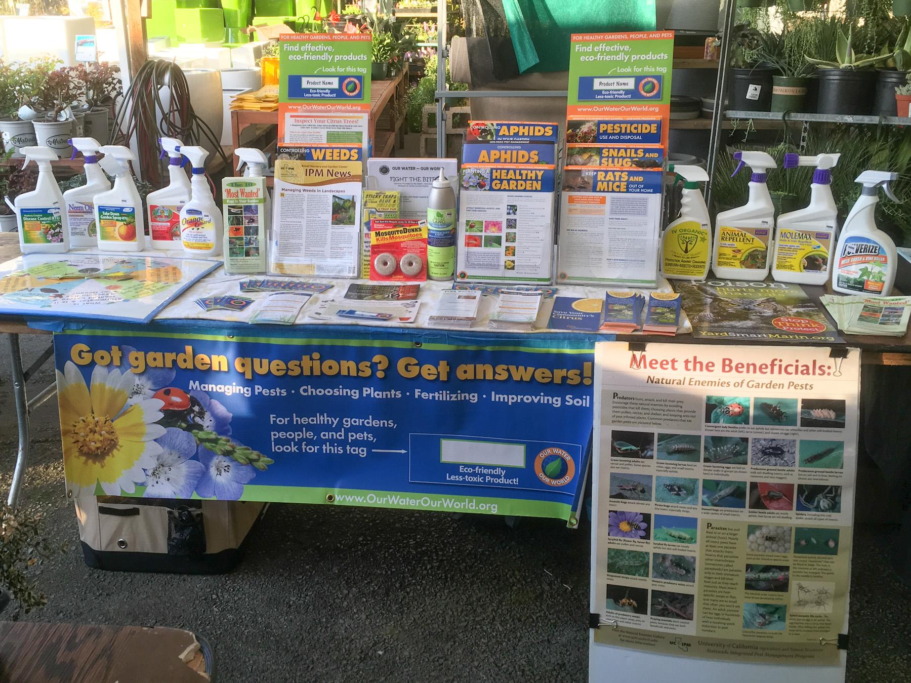 Eco-friendly Pest Control