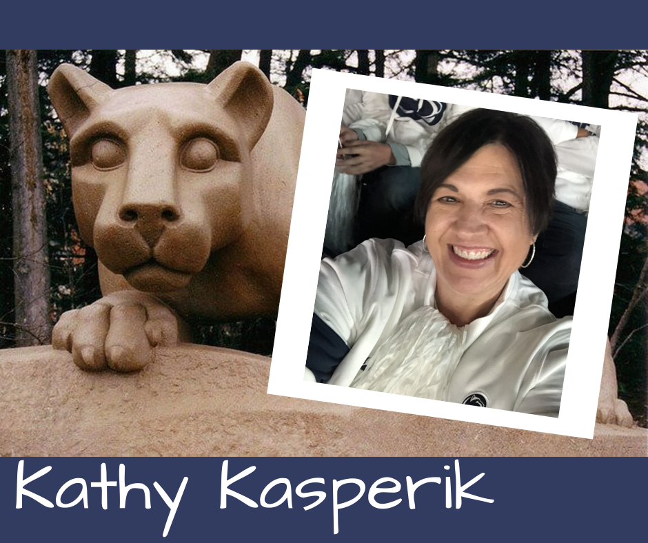 Chapter Leadership - Kathy Kasperik