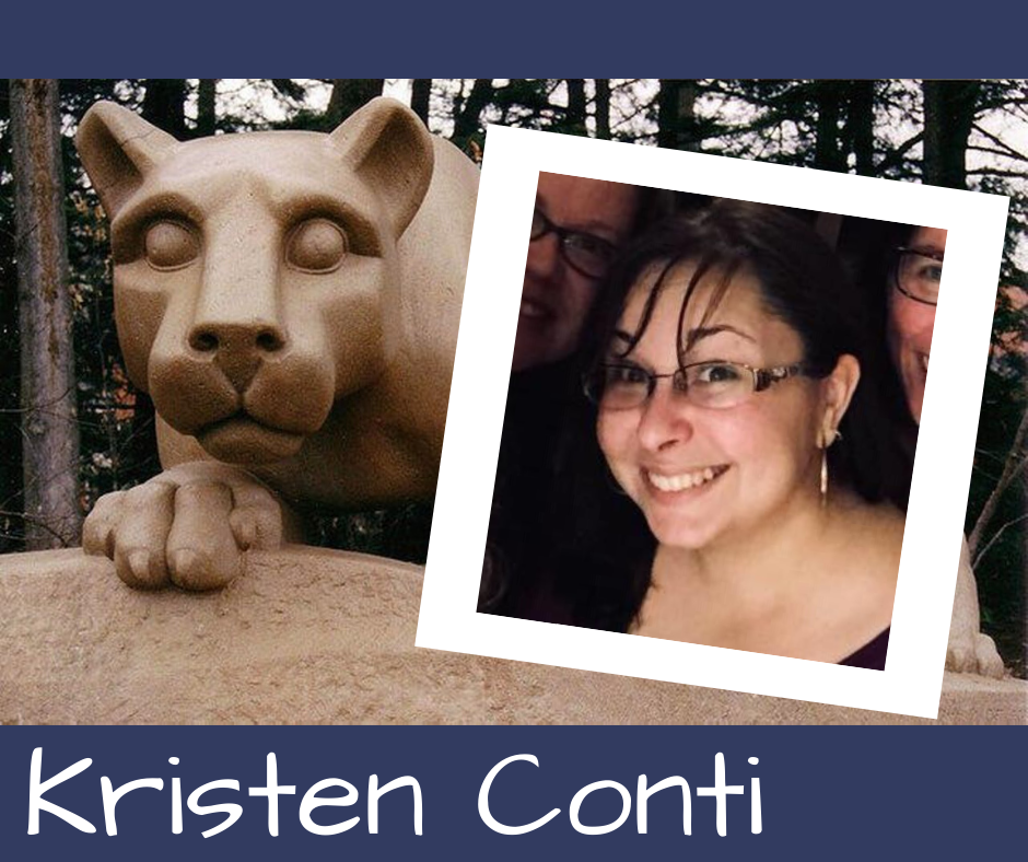Chapter Leadership - Kristen Conti