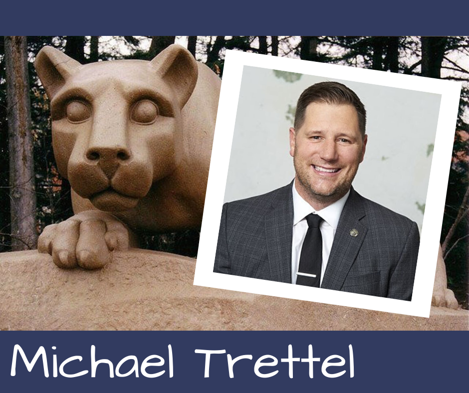 Chapter Leadership - Michael Trettel