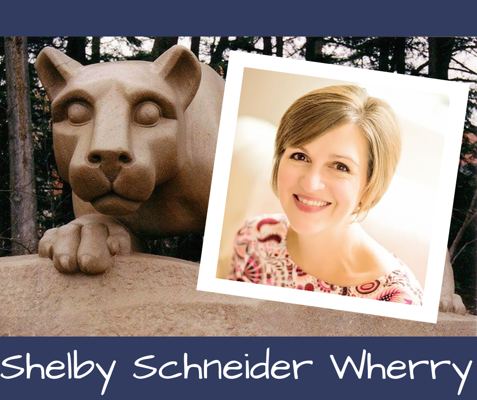 Chapter Leadership - Shelby Schneider Wherry