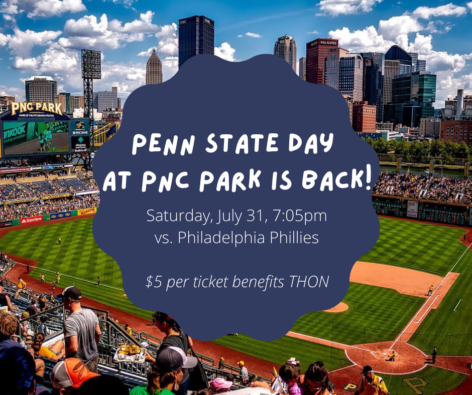 Penn State Day at PNC Park