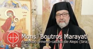 Mensaje de Boutros Marayati