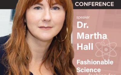 Watch Dr. Martha Hall Present at Fashion Tech Week NY as a Keynote Speaker