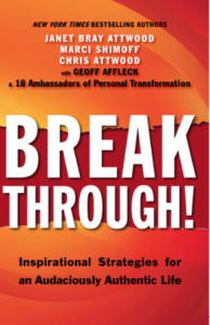 Breakthrough book cover