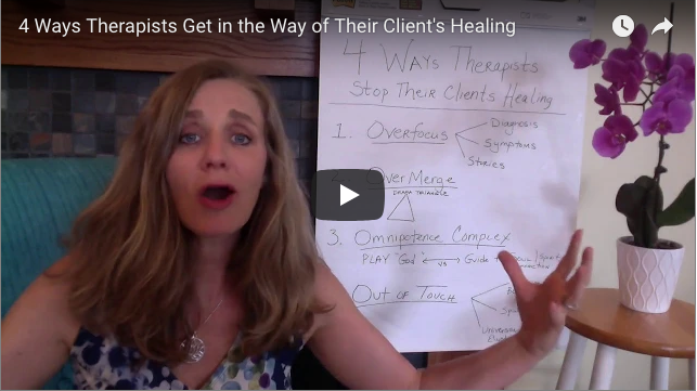4 Ways Therapists Stop Their Clients Healing.
