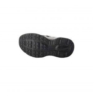 Nike Revolution Black Velcro School Shoes 2