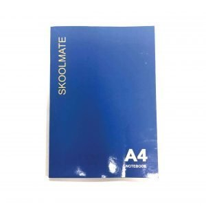 A4 Size Single line Notebook (Pack of 10)