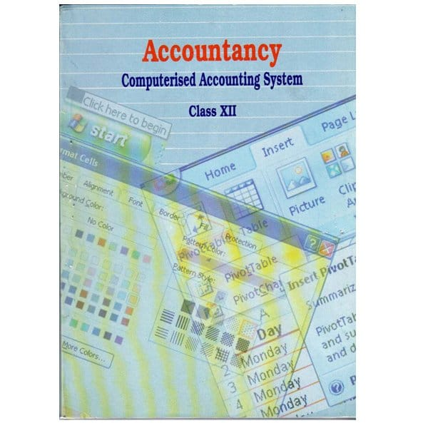 Accountancy Computerised Accounting System Class 12th NCERT Book Skool Store