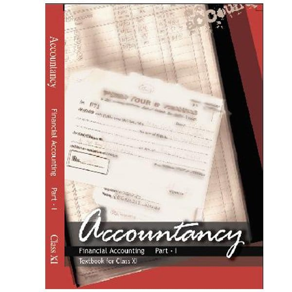 Accountancy Financial Accounting Part 1 Textbook for Class 11th NCERT Book Skool Store