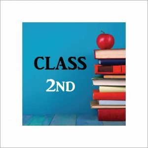 Infant Jesus Convent School Class 2 Book List