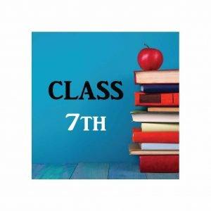 Saupin's School Class 7 Book Set