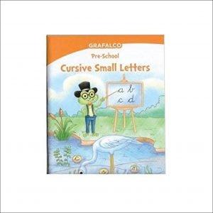 Grafalco Pre School Cursive Small Letters