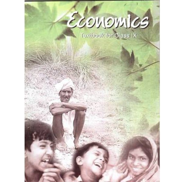 Economics Textbook for Class - 9th NCERT Book- Skool Store