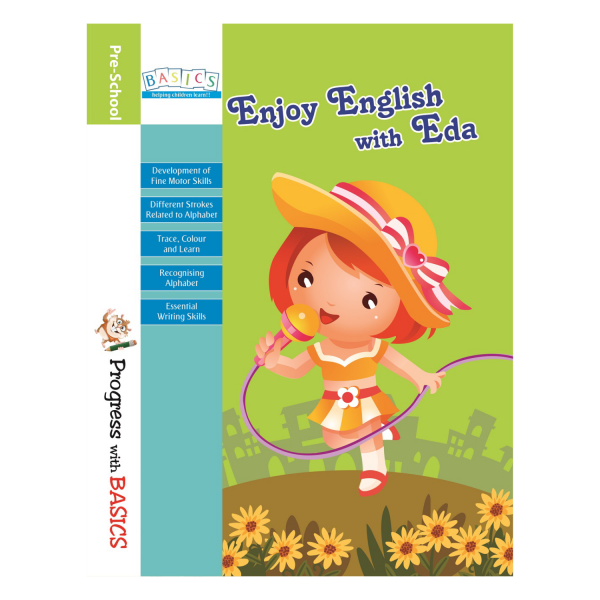 Enjoy English with Eda ( Alphabet Capital Letter) - Basics
