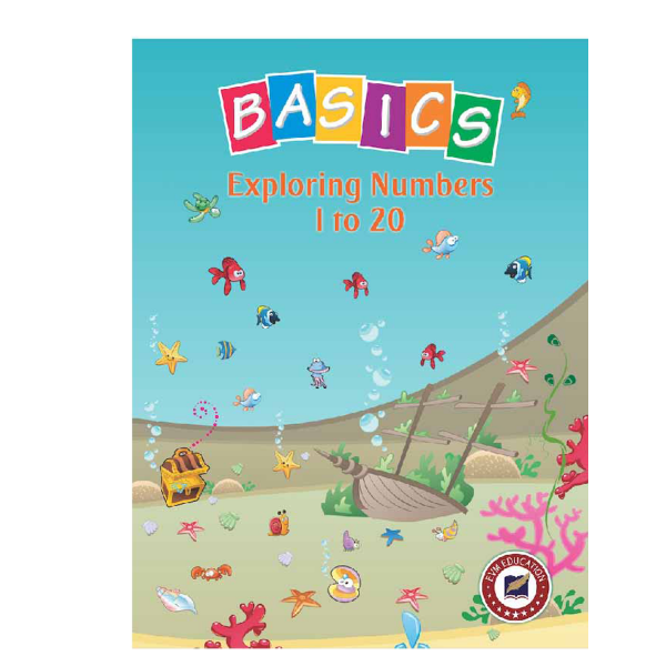 Exploring 1 to 20 with Patterns - Basics