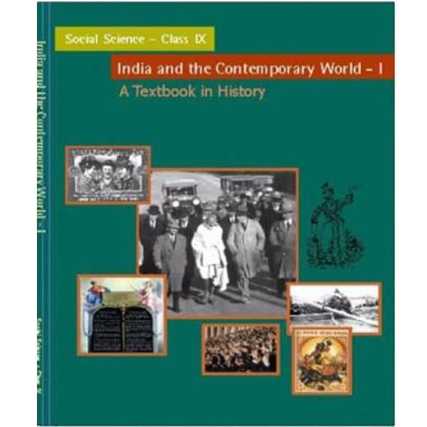 India and the Contemporary World - 1 Social Science Class-9th NCERT Book Skool Store