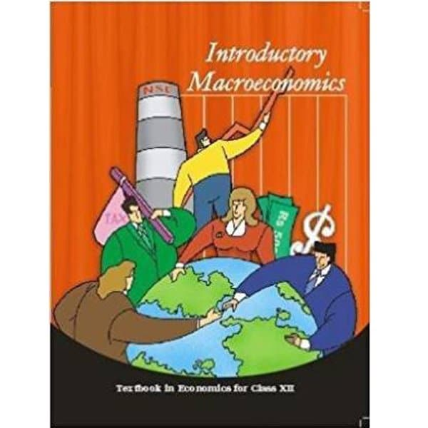Introductory Macroeconomics Textbook in Economics for Class-12th (Part 2) NCERT Book Skool Store