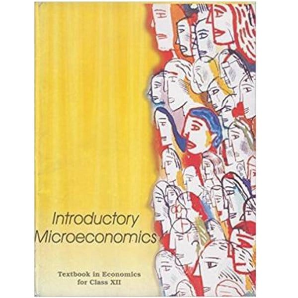 Introductory Microeconomics Textbook in Economics for Class-12th NCERT Book skool store