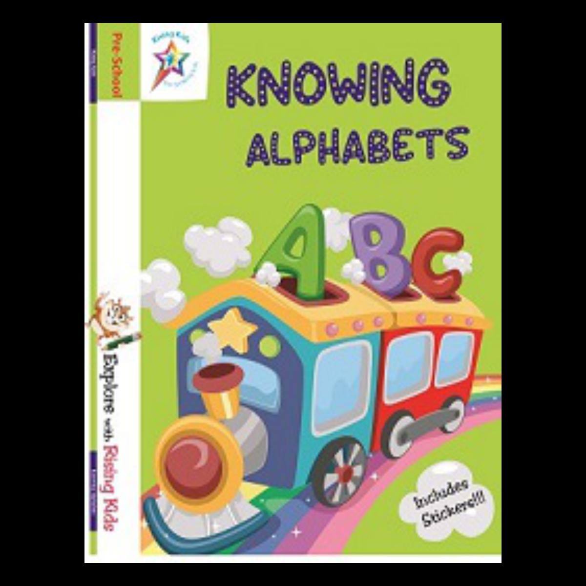 Knowing Alphabet ABC- Rising kids