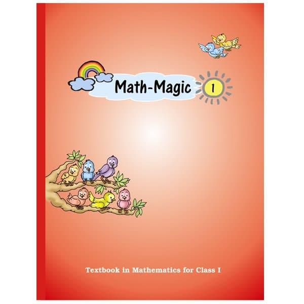 Math Magic Textbook in Mathematics for 1st Class NCERT Book Skool Store