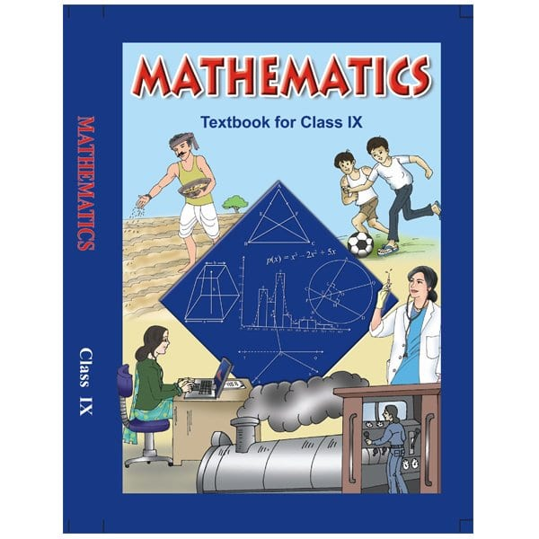 Mathematics Textbook for Class 9th NCERT Book Skool Store