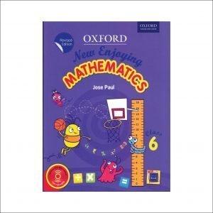 Oxford New Enjoying Mathematics (Revised Edition) Class 6