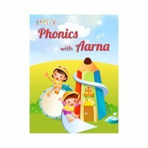 Basics Phonics with Aarna Word Making Book