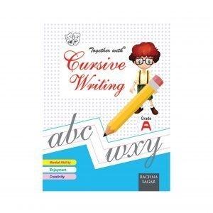Rachna Sagar Together With Cursive Writing A