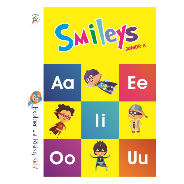 Smileys Junior A - Rising kids