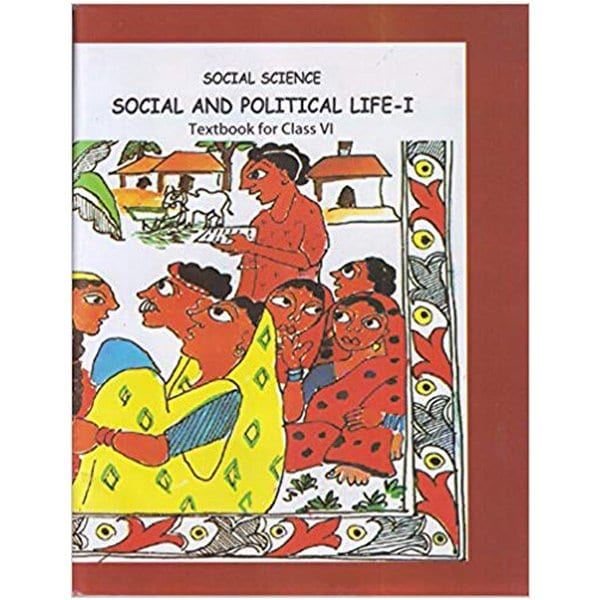 Social and Political Life Part-1 Textbook in Social Science for Class 6th NCERT Book Skool Store