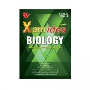Xam Idea Biology Class 12th (2018-19)Xam Idea Biology Class 12th (2018-19)