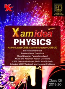 Xam Idea Physics Class 12th (2019-20)
