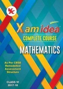 Xam idea Mathematics Class 6th (2019-20)