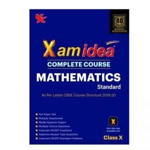 Xam Idea Mathematics Class 10th 2019-20