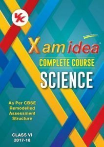 Xam idea Science Class 6th (2019-20)