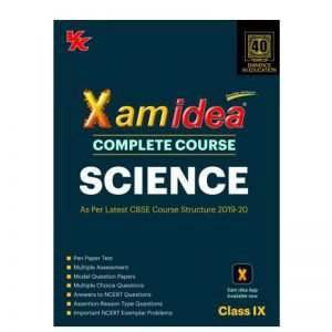 Xam Idea Complete Course Science Class 9th 2019-20